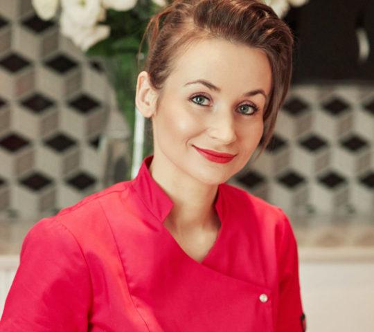 Agata Goliszewska kosmetolog